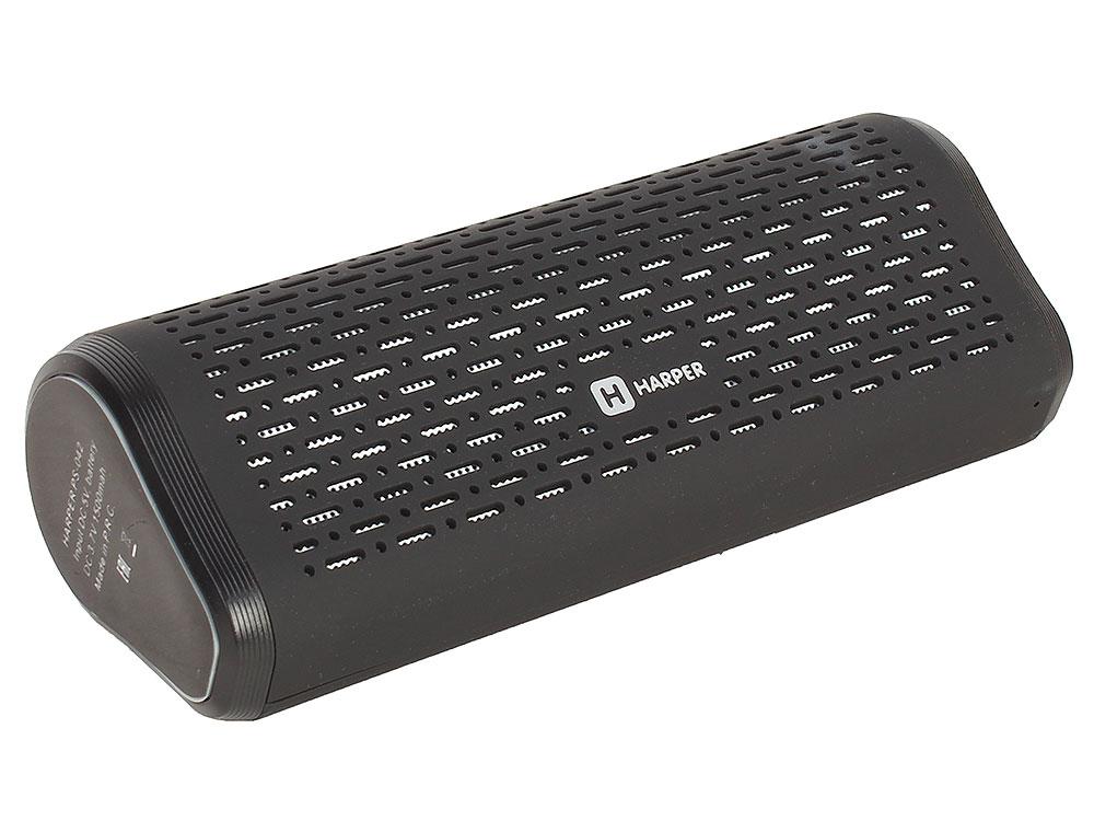 все цены на Беспроводная BT-Колонка HARPER PS-042 black (Bluetooth/Micro SD/2000 мАч/до 4 часов/2x3 Вт/микрофон)