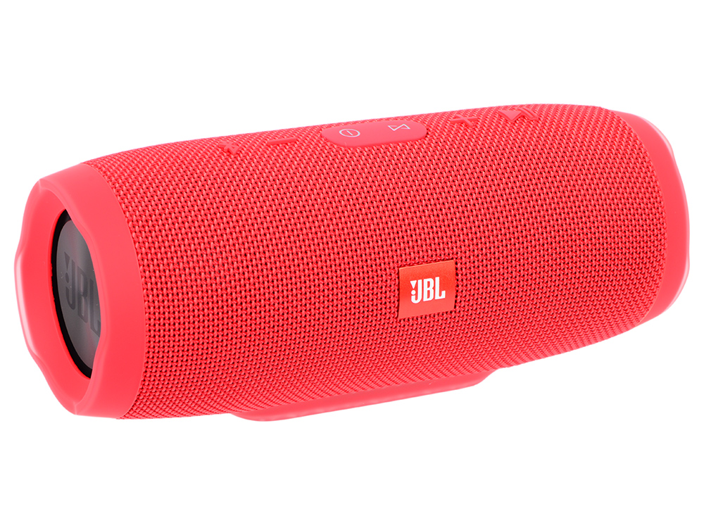 Акустическая система JBL Charge 3 красный JBLCHARGE3REDEU bluetooth speaker jbl charge 3 portable speakers waterproof speaker sport speaker