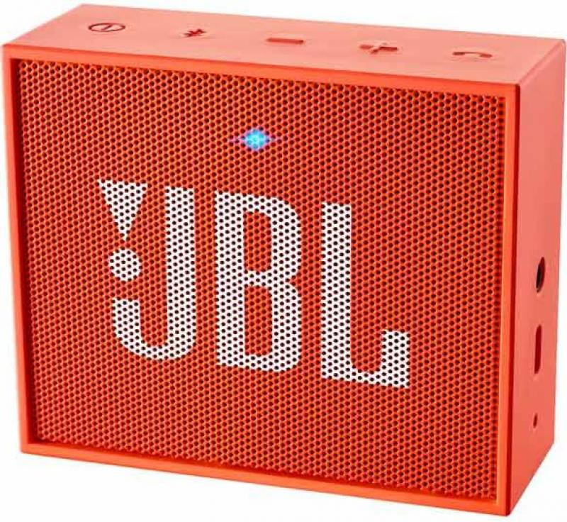 Колонки JBL GO оранжевый JBLGOORG