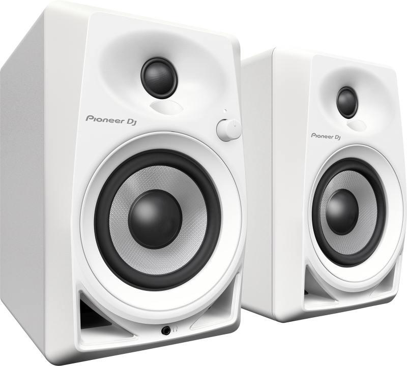 Акустическая система Pioneer DM-40-W белый акустическая система pioneer s dj50x w
