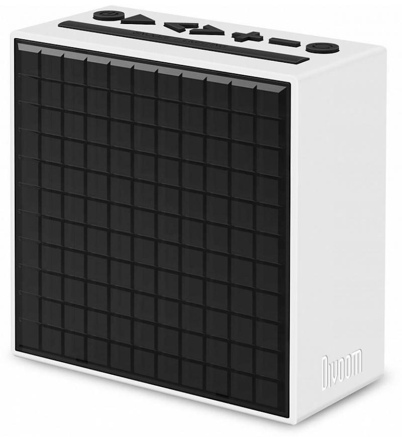 Портативная акустика Divoom Timebox Bluetooth белый 8039 колонки divoom колонки