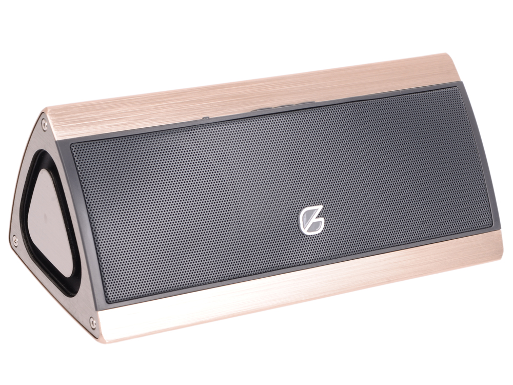 Портативная акустика GZ electronics LoftSound GZ-66 золотистый