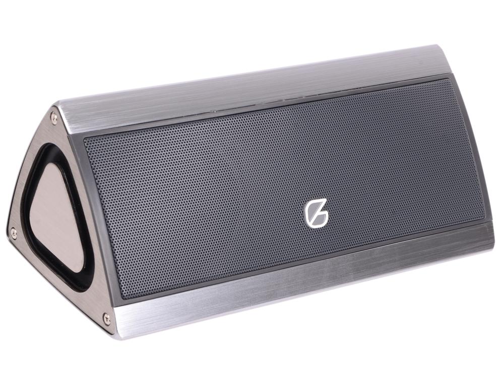 Портативная акустика GZ electronics LoftSound GZ-66 серебристый портативная колонка gz electronics loftsound gz 55 black