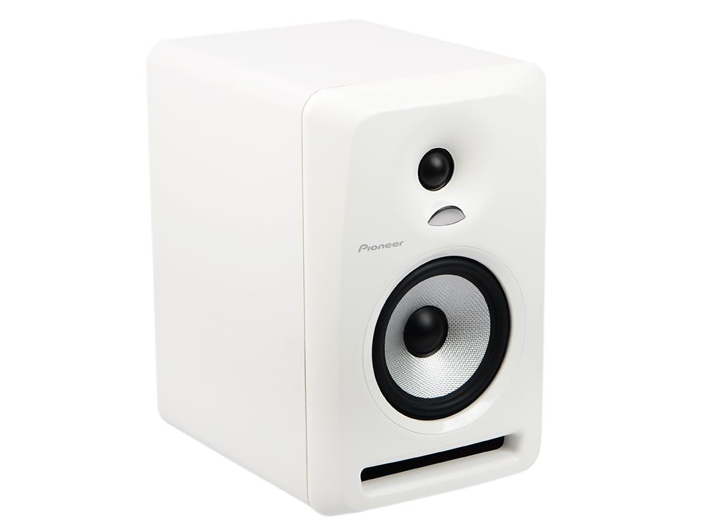 Акустическая система Pioneer S-DJ50X-W белый 80 Вт, 50-20000 Гц, RCA, MDF, 220V акустическая система pioneer s dj50x w белый 80 вт 50 20000 гц rca mdf 220v