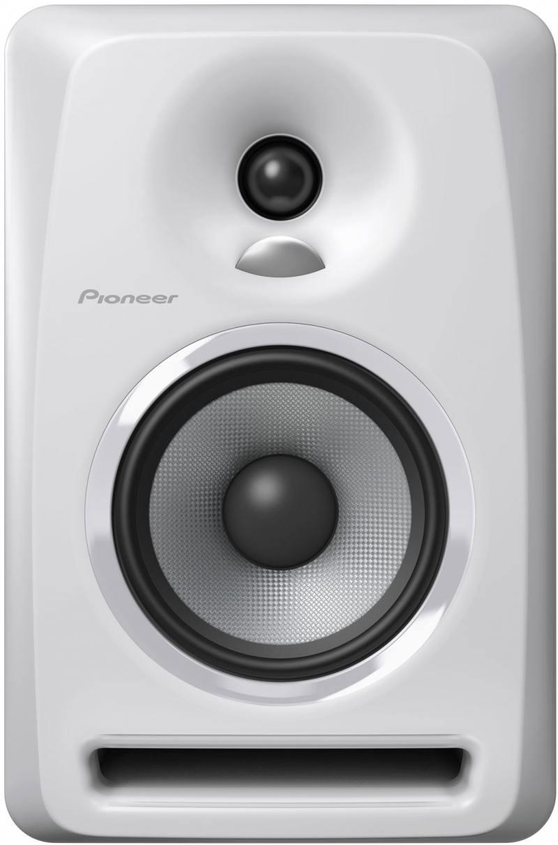 Акустическая система Pioneer S-DJ50X-W белый кофемашина delonghi ecam 45 760 w белый