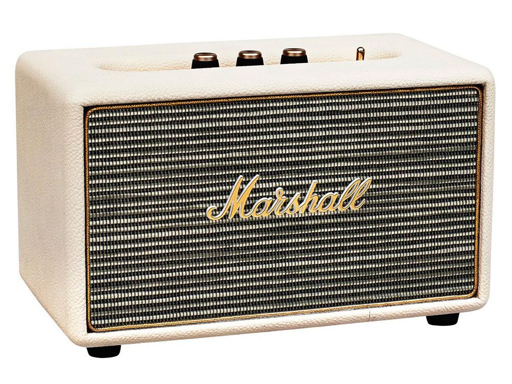 Портативная акустика Marshall Acton Bluetooth бежевый 04091801