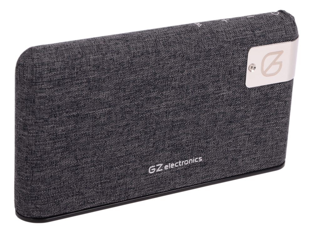 Портативная акустика GZ electronics LoftSound GZ-55 серый bluetooth speaker loftsound gz 55 portable speakers