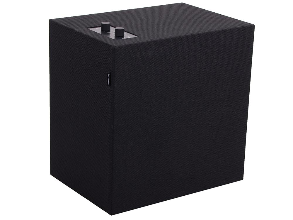 все цены на Акустическая система Urbanears Baggen Vinyl Black Airplay, Chromecast, WiFi, Bluetooth, AUX, 35hz-19khz, 60 Вт, питание от сети 220В, цвет черный онлайн