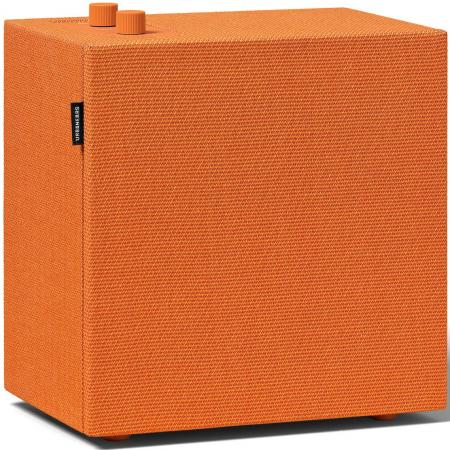 Колонка Urbanears Stammen, Orange (04091952) (36 Вт, 50 - 20 000 Гц, Bluetooth, mini Jack, 220V)