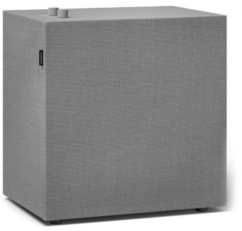 Колонка Urbanears Stammen, Grey (04091951) (36 Вт, 50 - 20 000 Гц, Bluetooth, mini Jack, 220V)