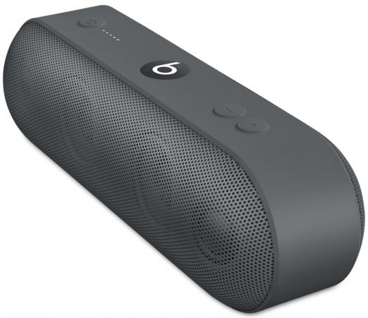 Акустическая система Apple Beats Pill серый MQ312ZE/A 12 Вт, Bluetooth, AUX (3.5 мм), USB, lightning