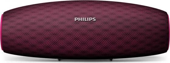 Портативная колонка Philips BT7900P Pink 14 Вт, 85 - 20 000 Гц, Bluetooth, HandsFree колонка philips bt3600