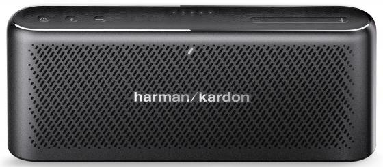 Портативная колонка Harman Kardon Traveler Black 10 Вт, 180 - 20000 Гц, HandsFree, AUX, PowerBank, Bluetooth цены онлайн