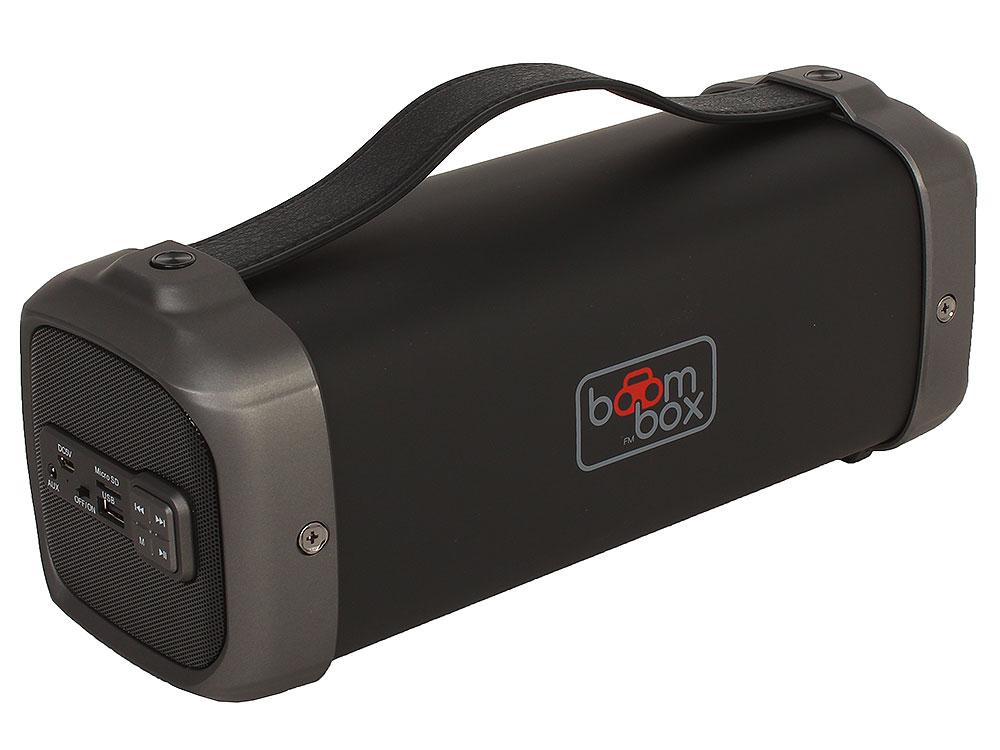 Беспроводная BT-Колонка GINZZU GM-888B, BT-Колонка 10W/1.5Ah/USB/TF/AUX/FM/subwoofer