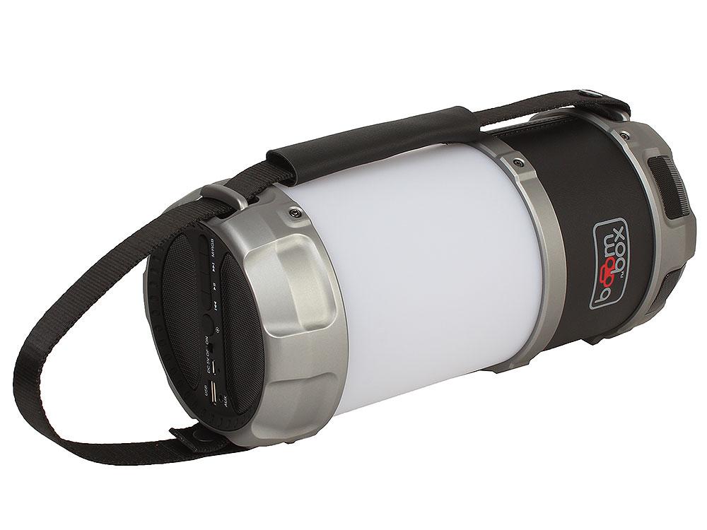 Беспроводная BT-Колонка GINZZU GM-889B, BT-Колонка 20W/3Ah/LED/RGB/USB/AUX/FM/subwoofer
