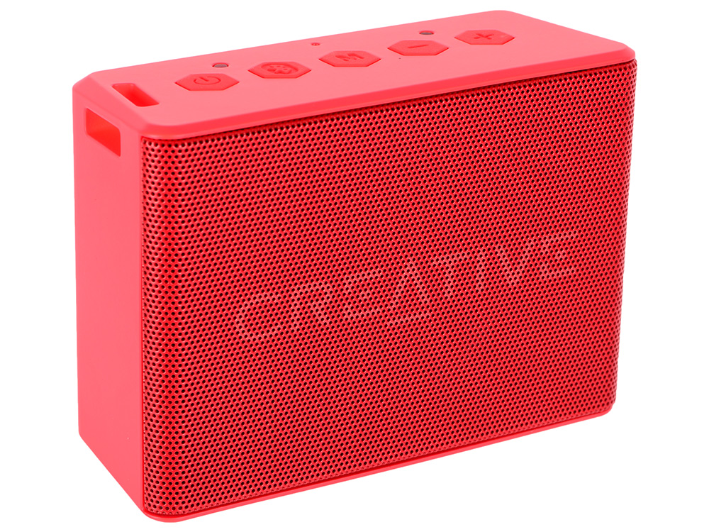 все цены на Портативная колонка Creative MUVO 2C Красный онлайн