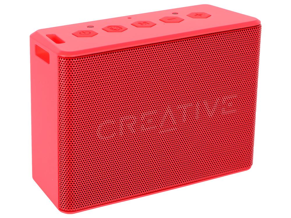 Портативная колонка Creative MUVO 2C Красный колонка creative muvo mini black 51mf8200aa000