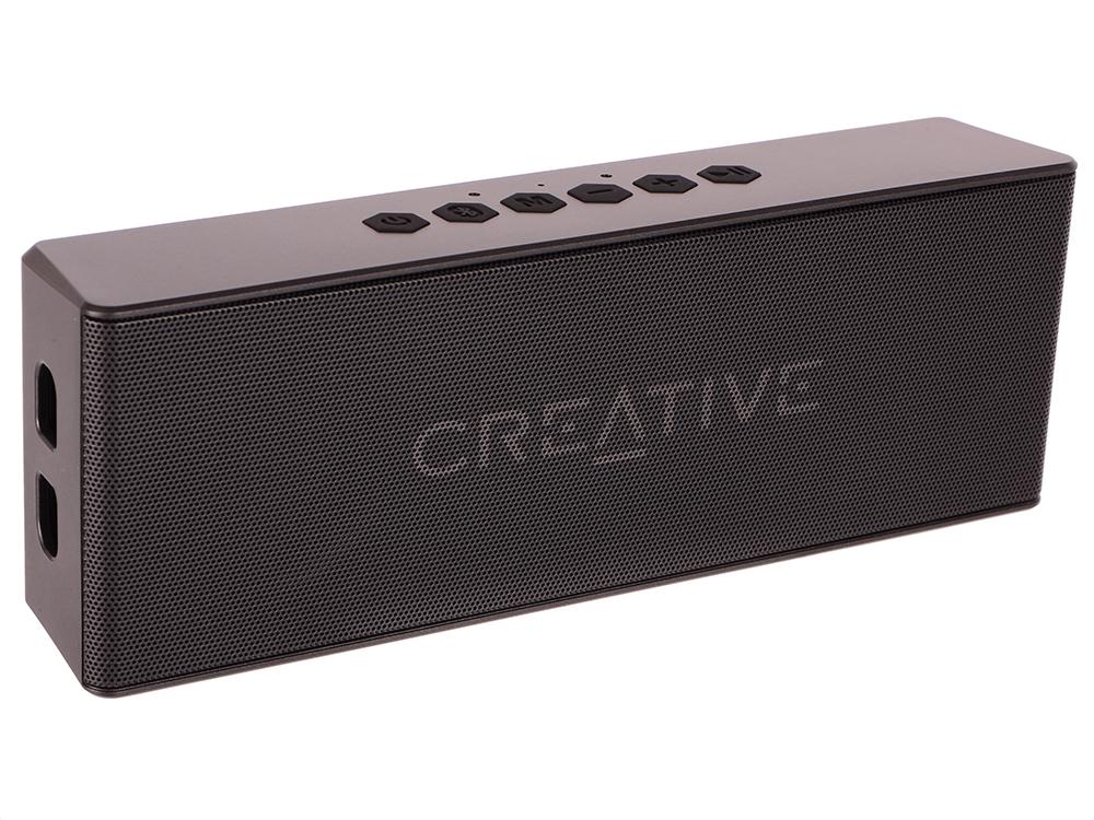 Портативная колонка Creative MUVO 2 черный creative creative airwave черный