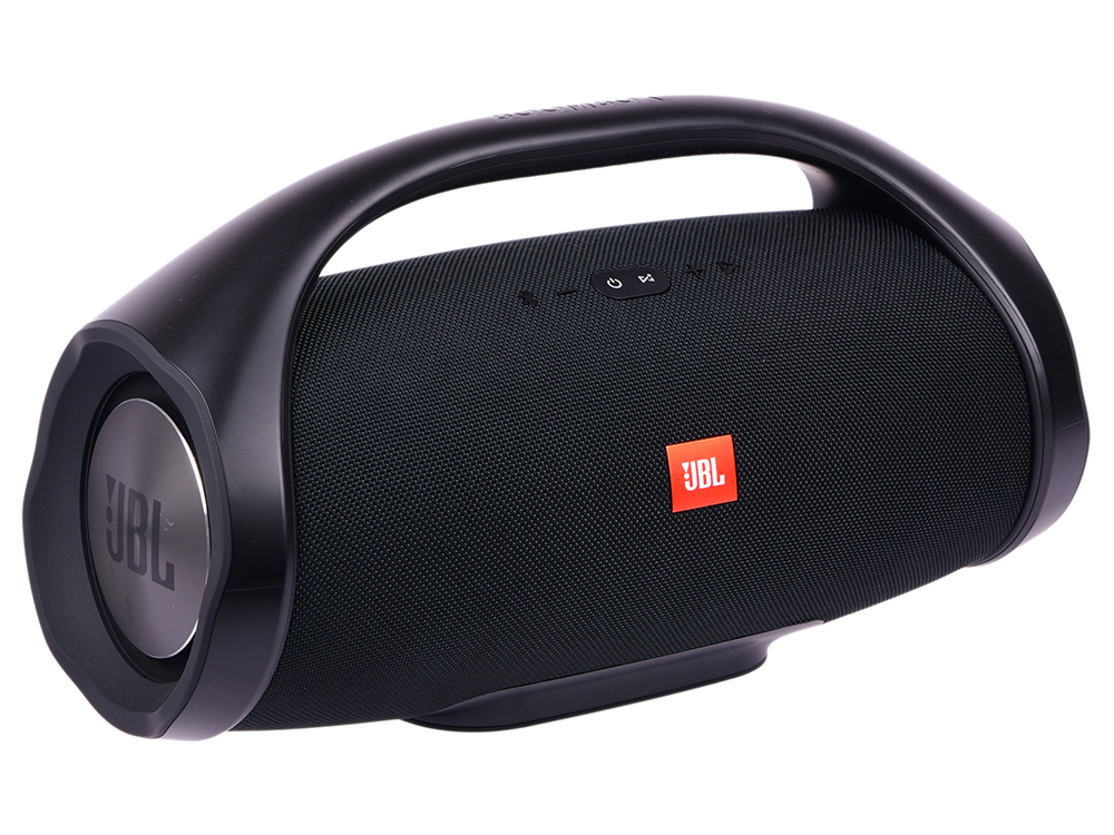 Портативная колонка JBL BoomBox Black protective case for jbl boombox portable wireless bluetooth speaker storage pouch bag for jbl boombox travel carrying eva case