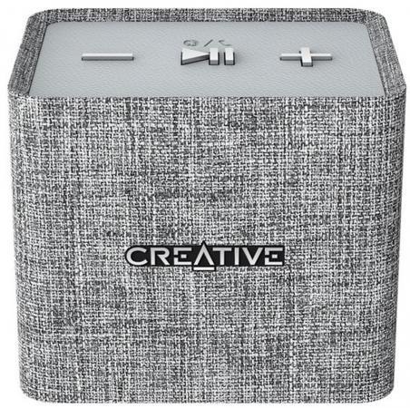 Портативная акустика Creative NUNO micro серый акустика