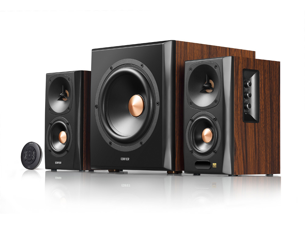 цена на Колонки Edifier S360DB Brown