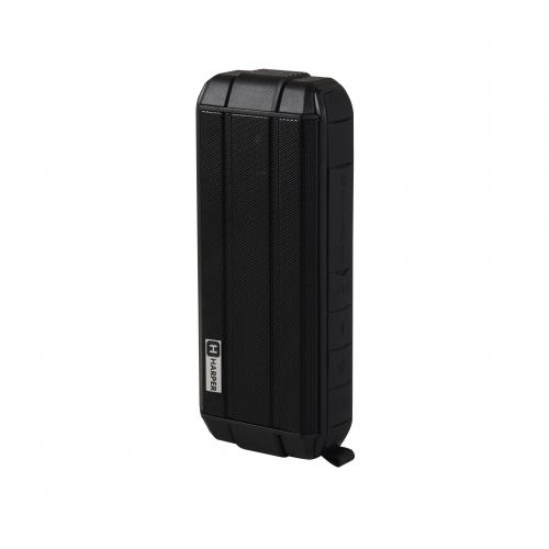 Портативная колонка HARPER PS-043 Black Беспроводная акустика / 2 x 3 Вт / Bluetooth 4.2 / microSD портативная колонка denon envaya dsb 50 black
