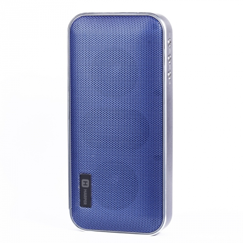 Портативная колонка HARPER PSPB-200 Blue Беспроводная акустика / 2 x 5 Вт / 180 - 18000 Гц / Bluetooth 4.2 / microSD