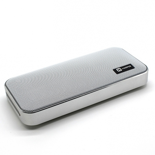 Портативная колонка HARPER PSPB-200 White Беспроводная акустика / 2 x 5 Вт / 180 - 18000 Гц / Bluetooth 4.2 / microSD smartbuy fop sbs 3310 white портативная bluetooth колонка