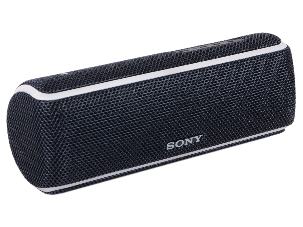Беспроводная портативная акустика Sony SRS-XB21 20 — 20 000 Гц , Bluetooth, NFC, mini Jack, батарея bluetooth speaker sony srs x1 portable speakers