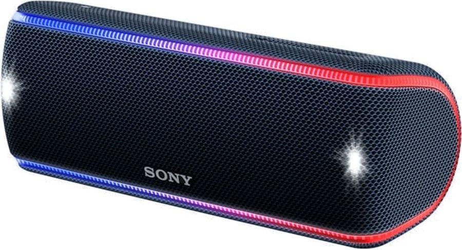 Портативная колонка Sony SRS-XB31 Black Беспроводная акустика / 30 Вт / 20 - 20000 Гц / Bluetooth 4.2 / NFC / Влагозащита