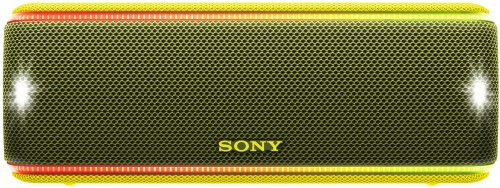 Sony SRS-XB31 30 Вт, 20-20000 Гц, микрофон, Bluetooth, mini Jack, NFC, батарея, USB колонки dialog disco ad 07 2 0 brown 24 вт 20 20000 гц fm пульт ду mini jack usb micro sd mdf 220v