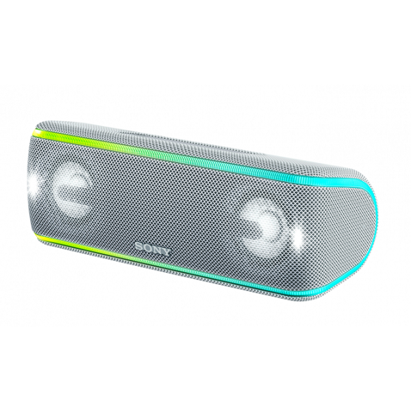 Портативная колонка Sony SRS-XB41 White 40 Вт / 20 - 20000 Гц / Bluetooth 4.2 / NFC / Влагозащита bluetooth speaker sony srs x1 portable speakers