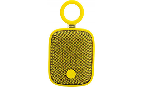 Портативная колонка DREAMWAVE Bubble pods yellow 5 Вт, 100-18000 Гц, Bluetooth, mini Jack, IPX5, батарея, USB