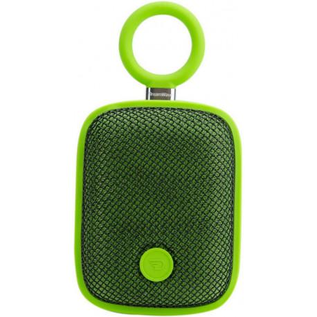 Портативная колонка DREAMWAVE Bubble pods green 5 Вт, 100-18000 Гц, Bluetooth, mini Jack, IPX5, батарея, USB портативная колонка max q71 black red 30054 20 вт 100 18000 гц bluetooth mini jack jack usb micro sd батарея