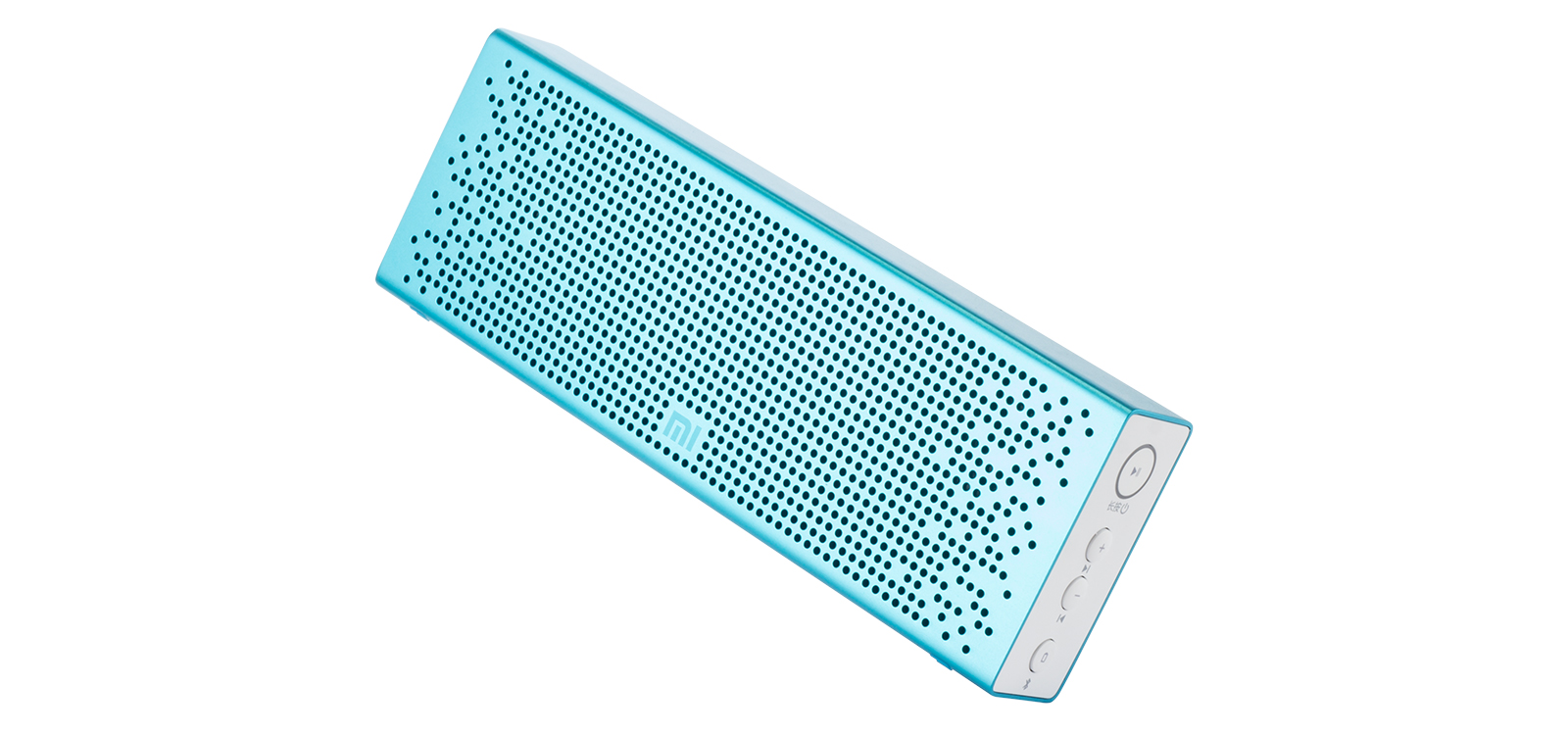 Портативная колонка Xiaomi Mi Bluetooth Speaker Blue портативная bluetooth колонка hyundai h pac120 blue