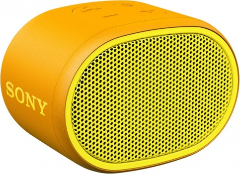 Портативная колонка Sony SRS-XB01 Yellow цена