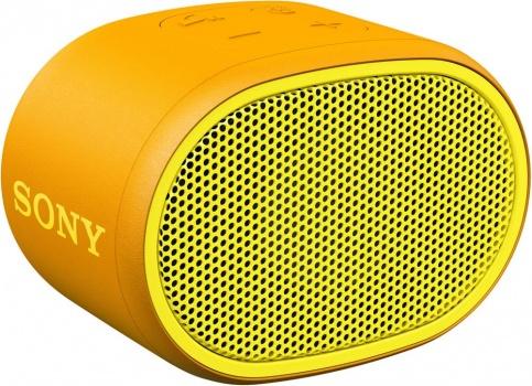 Портативная колонка Sony SRS-XB01 Yellow портативная колонка