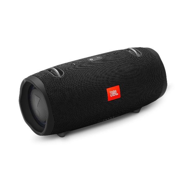 Портативная колонка JBL Xtreme 2 Black (JBLXTREME2BLKEU) 2x20 Вт, 50-20000 Гц, микрофон, Bluetooth, mini Jack, 10000мАч, USB портативная колонка dreamwave tremor green 50 вт 40 20000 гц nfc микрофон bluetooth ipx5 mini jack батарея usb