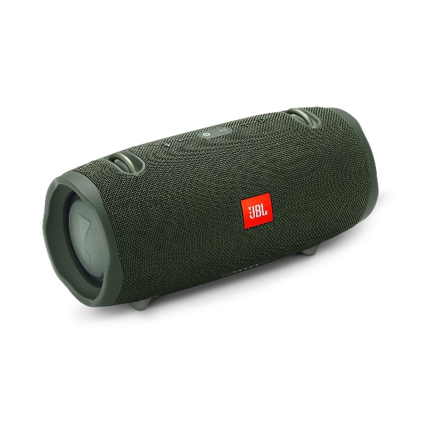 Портативная колонка JBL Xtreme 2 Green (JBLXTREME2GRNEU) 2x20 Вт, 50-20000 Гц, микрофон, Bluetooth, mini Jack, 10000мАч, USB микрофон blue microphones yeti usb