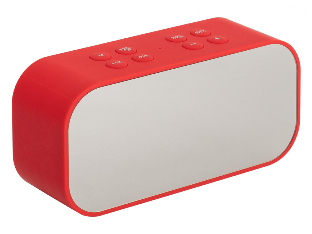 Портативная колонка HARPER PS-030 Red Беспроводная акустика / 5 Вт / 175 - 20000 Гц / Bluetooth 4.0 / microSD цена и фото