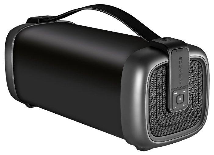 Беспроводная BT-Колонка GiNZZU® GM-878B, bluetooth, 15W/3,0Ah/EQ/TFcard/USB/AUX/FM 15 Вт, 100 - 20 000 кГц, Bluetooth, FM, mini Jack, USB, microSD, ба free shipping mini pcie to usb adapter converter mini card support usb wifi bluetooth flash memory adatpter