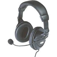 Наушники (гарнитура) Dialog M-800HV Black