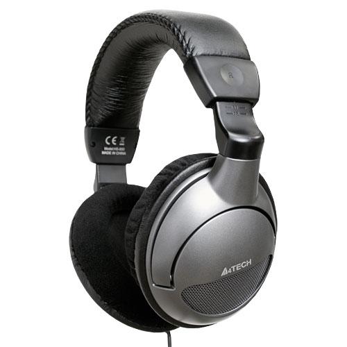 Гарнитура A4Tech HS-800, рег.громк.+выключатель, крепеж к монито a4tech hs 800