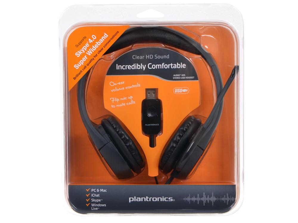 Audio 655. Производитель: Plantronics, артикул: 0160088