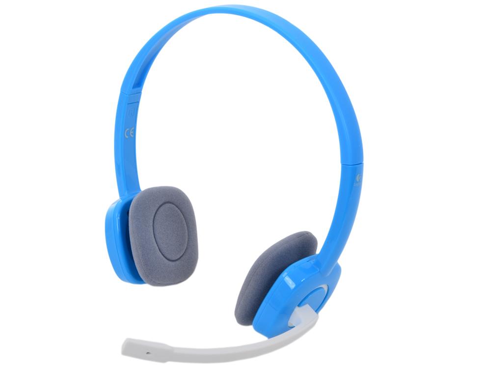 Logitech Stereo Headset H150 logitech h150 cloud white 981 000350