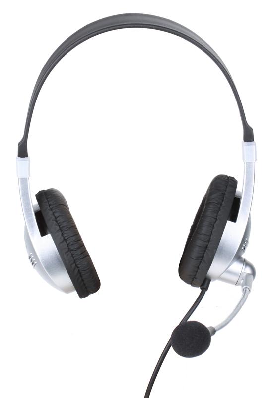 Гарнитура Ritmix RH-533 USB  Silver ritmix rdm 130 silver микрофон