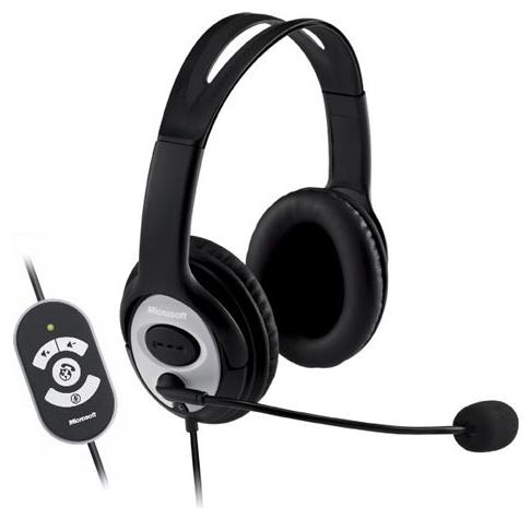(JUG-00015) Гарнитура Microsoft Lifechat LX-3000 USB Retail гарнитура ienjoy in066
