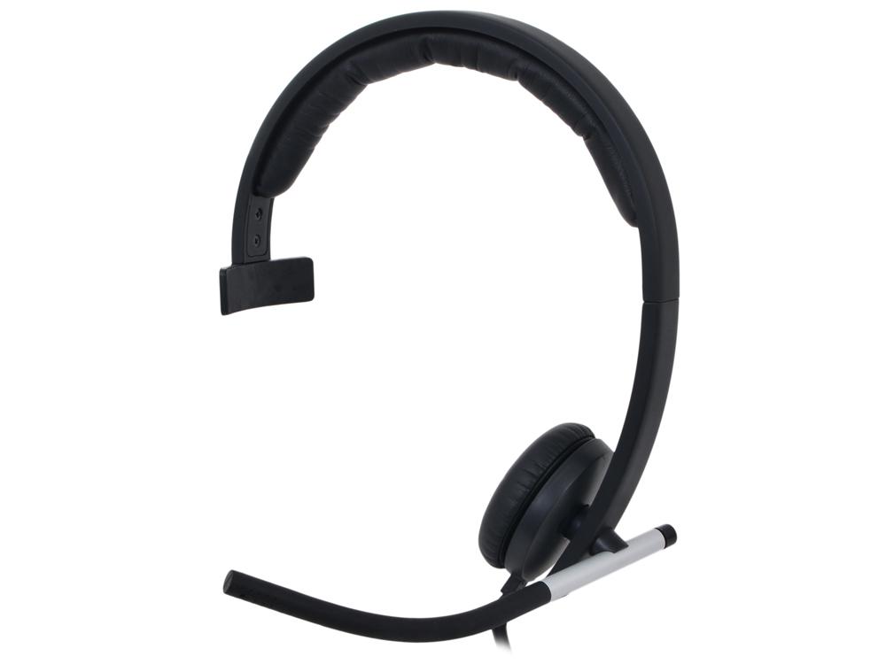 (981-000514) Гарнитура Logitech Headset H650e MONO USB беспроводная гарнитура logitech wireless headset h820e mono 981 000512
