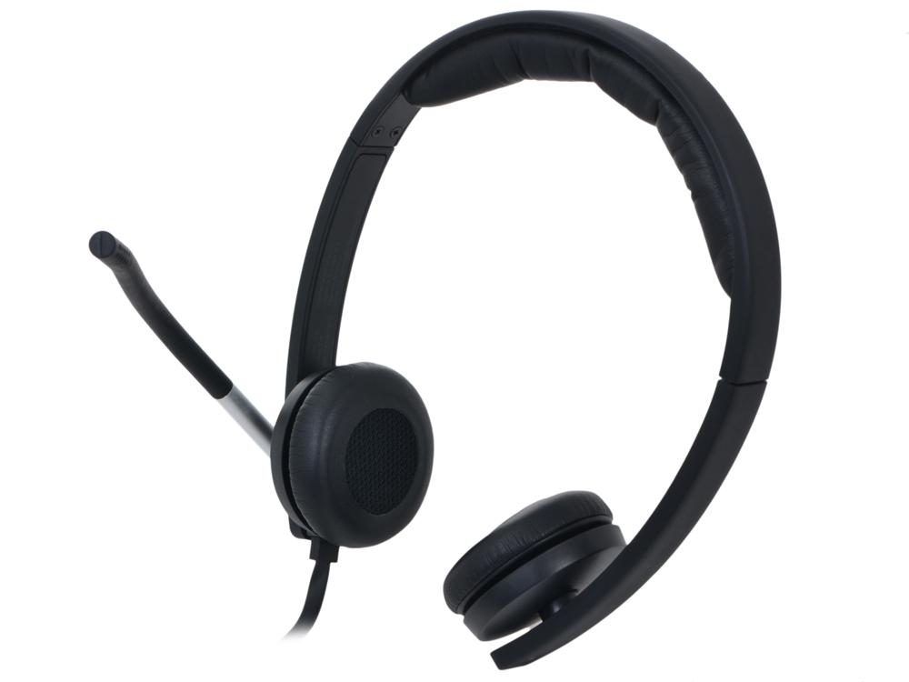 все цены на (981-000519) Гарнитура Logitech Headset H650e STEREO USB