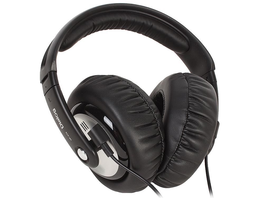 все цены на Наушники Dialog Aria HP-A75 Black онлайн